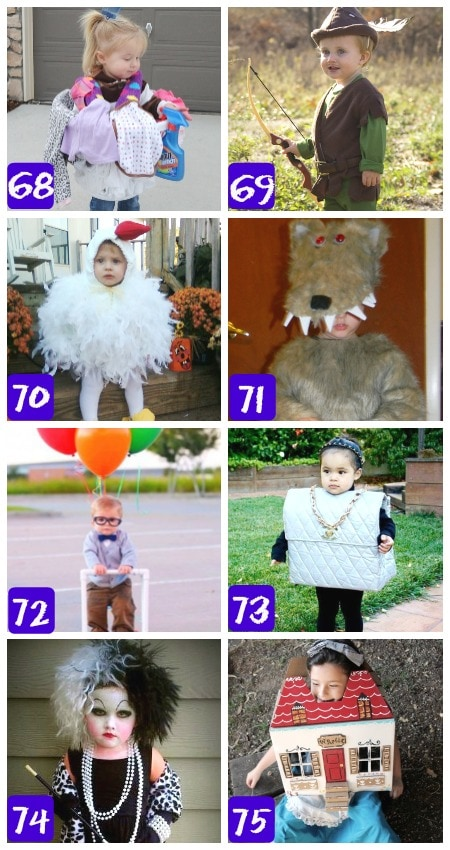creative kid halloween costumes