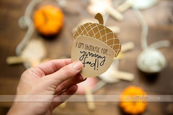 cute fall garland
