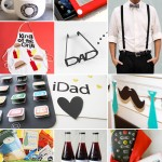 Chrissy - 50 DIY Father's Day Gifts - Pinterest Pic