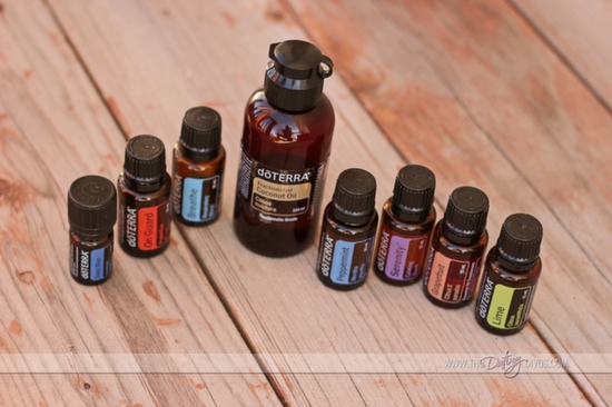 doterra oil collection