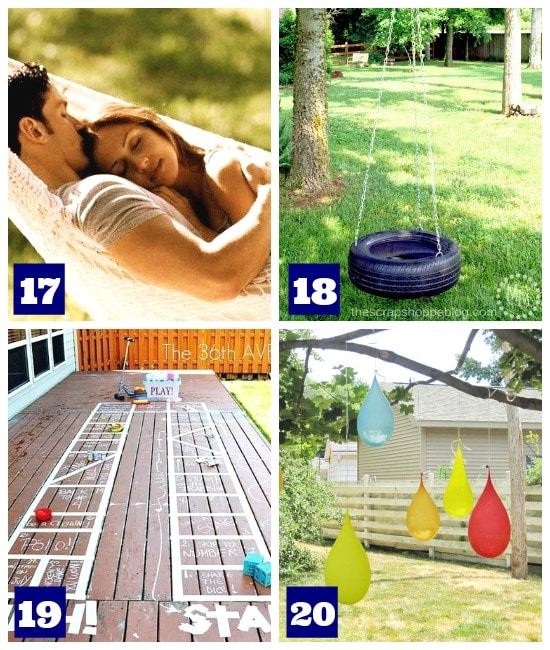 Fun Outdoor Summer Activities