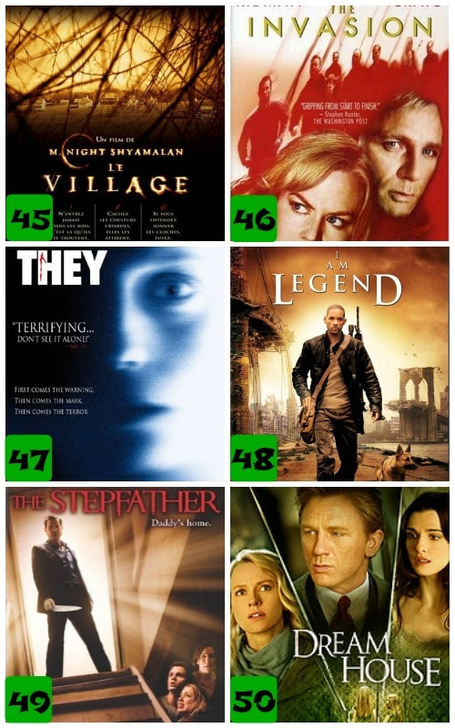 exciting spook yourself scary halloween movies