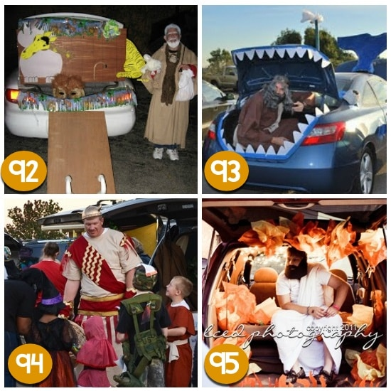 Religious Trunk or Treat