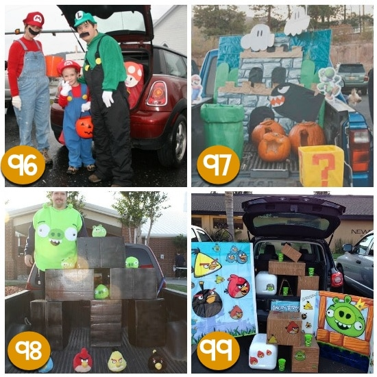 Game Trunk or Treat