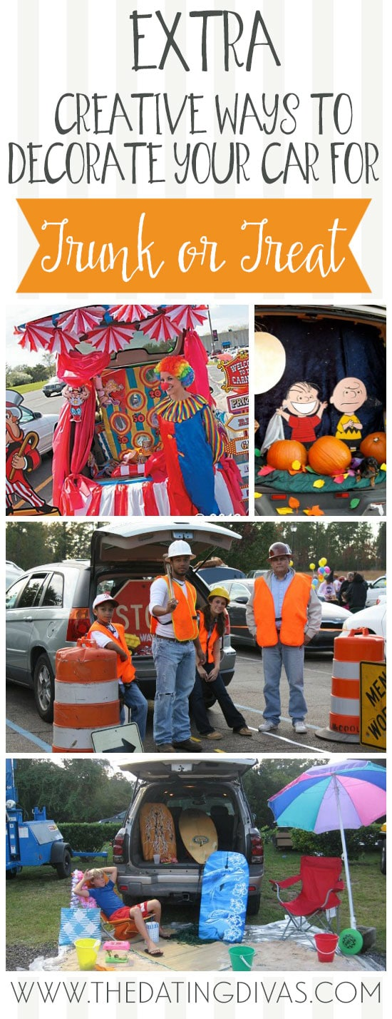 Hyperpigmented patches trunk or treat