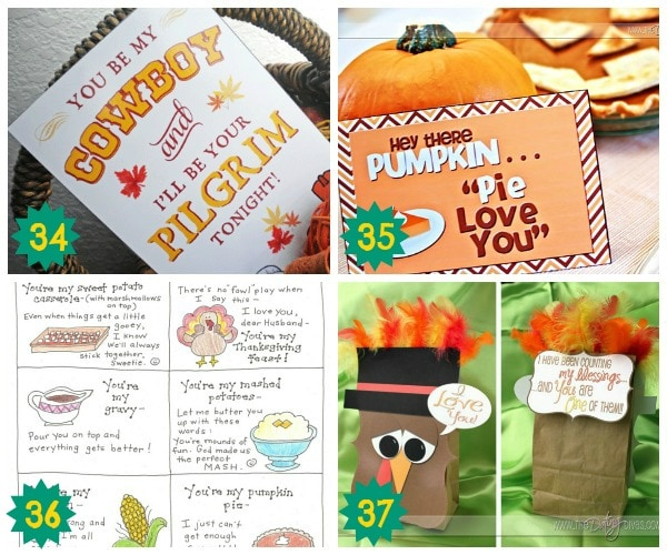 fabulous thanksgiving printables for your spouse