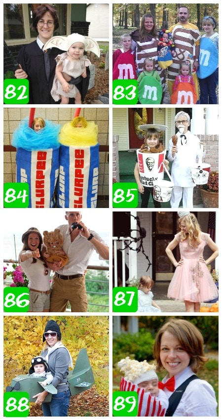 fun family halloween costumes