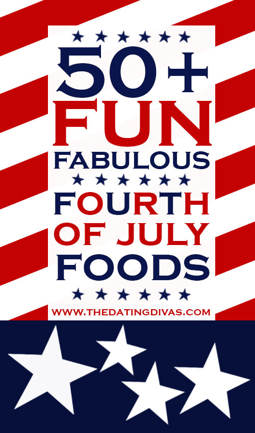fun fourth of july foods