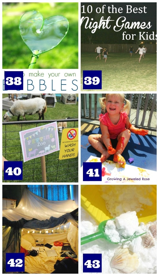 Amazing Activities for Kids in Summer