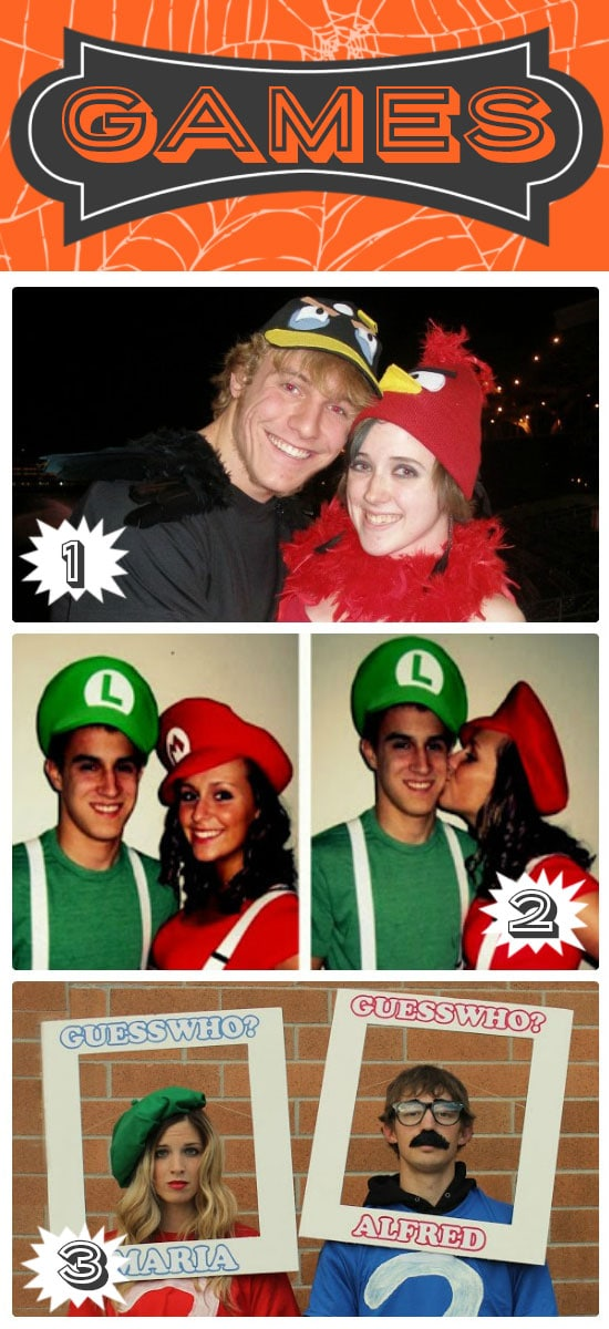 Game Costume Ideas for Couples