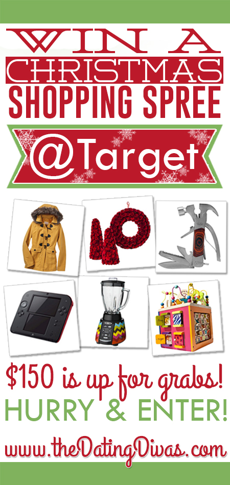 Chrissy - Christmas Target Giveaway