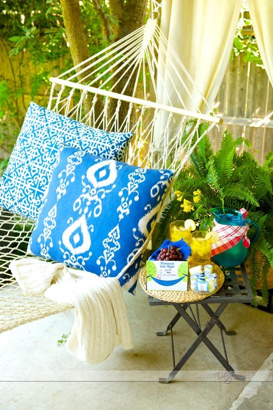 cute hammock date night ideas