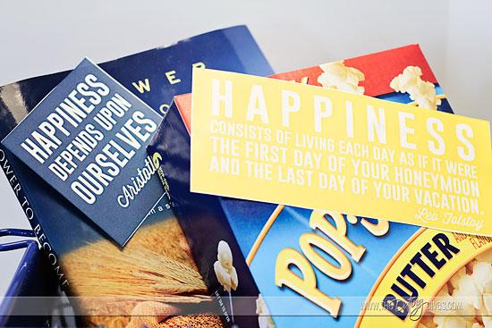 happy quotes for treats