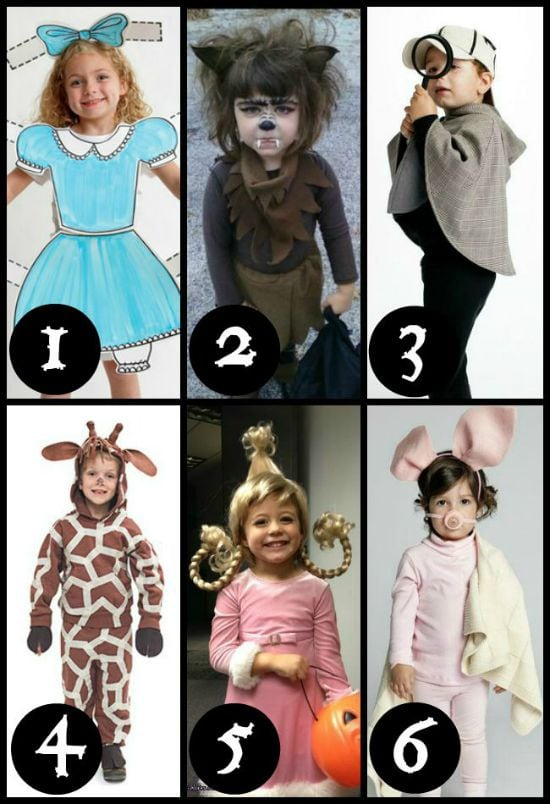Halloween Costumes for Kiddos