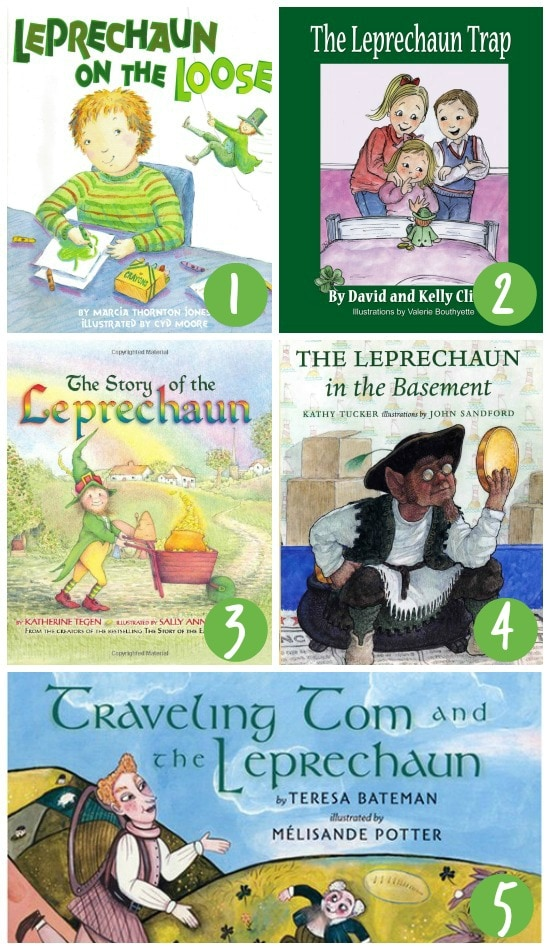 Leprechaun Stories for St. Patrick's Day