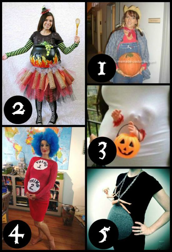 Halloween Costumes during Pregnancy