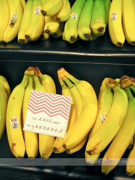 michelle-grocery sticky hunt-banana