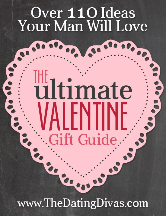 Valentine's gifts for him just started dating