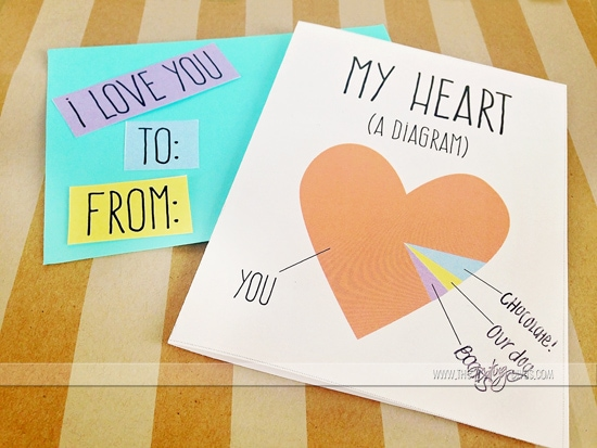14 Unique Valentine S Day Cards For Your Sweetie From The