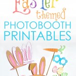 Chrissy - Easter Photobooth Props - Pinterest Pic
