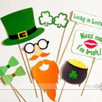 Chrissy - St. Patricks Photobooth Props 01