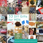 DIY Gift Ideas For