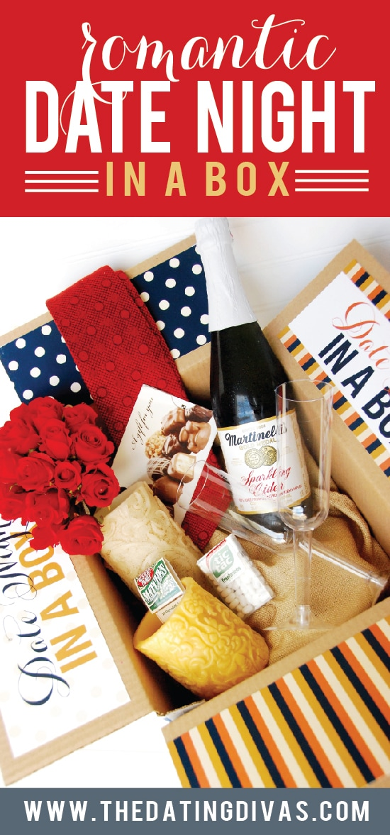 Romantic Date Night in a Box Ideas