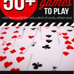 50+ Games for 2 With a Deck of Cards!