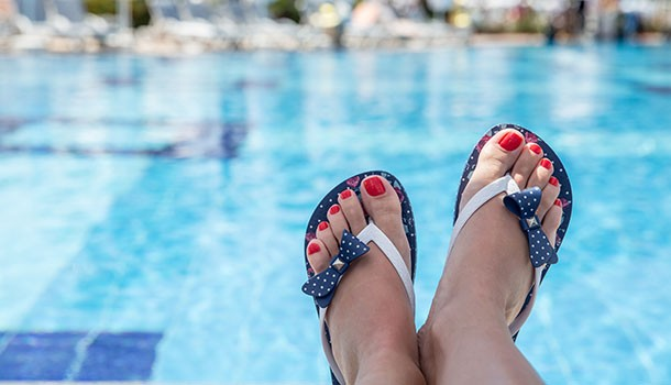 Get the PERFECT Flip-Flop Feet for Summer!