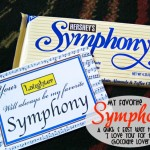 My Favorite Symphony: Chocolate Treat Note