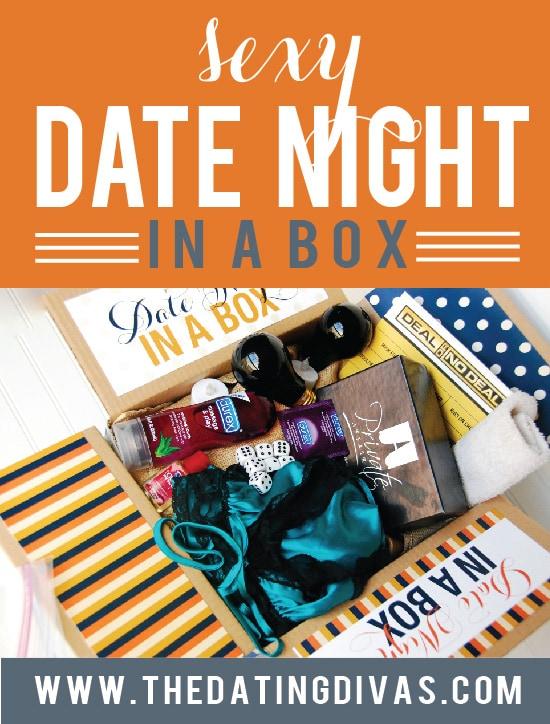 Sexy Date Night in a Box ideas