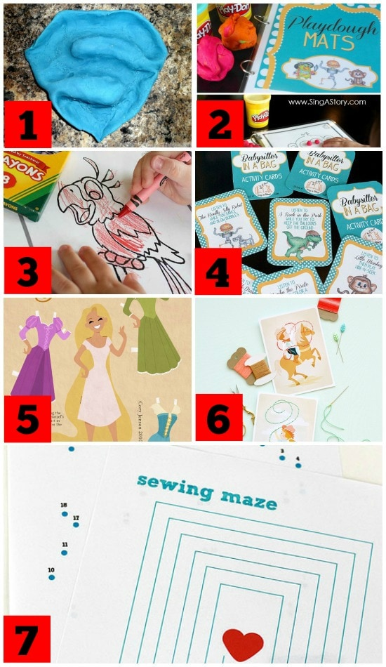 101 Things to do with kids Besides Watching TV