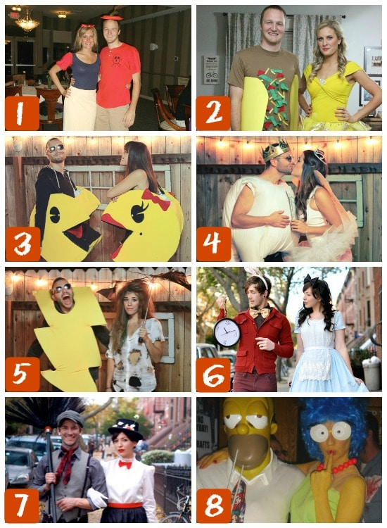 super creative halloween costumes for couples1