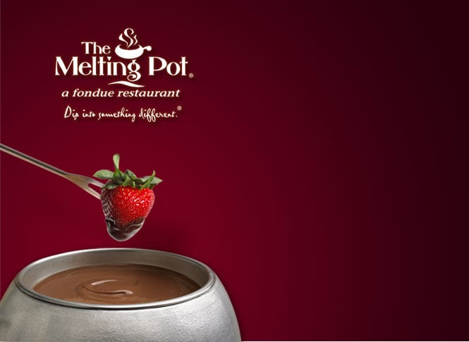 speed dating melting pot Let's get together the old fashion way, meeting other singles in a nice casual setting at the beautiful melting pot centrally located in white.