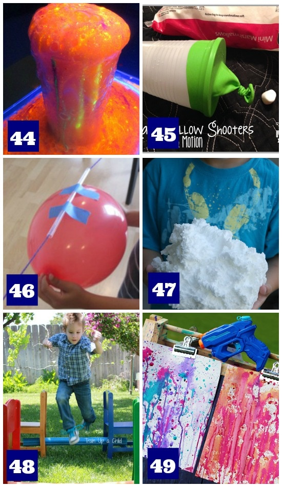 Amazing kids Summer Activities